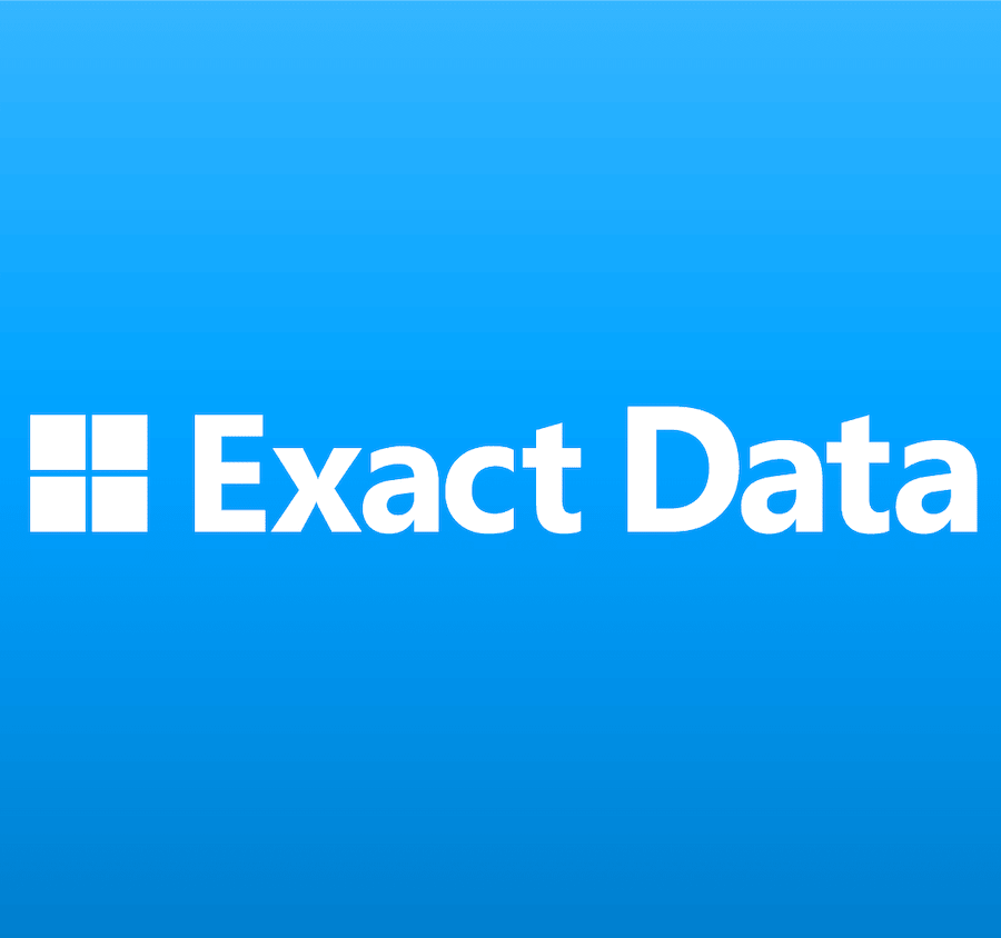 Exact Data Dedicated Team