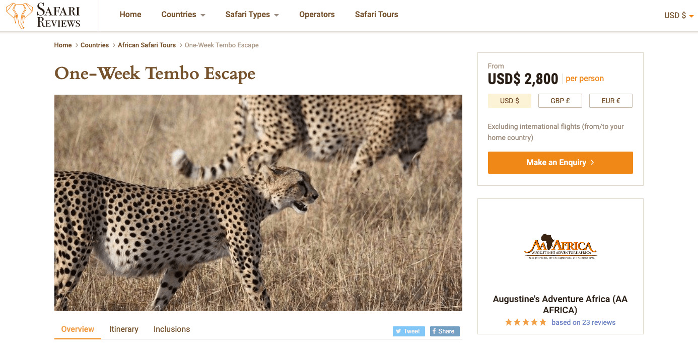 How We Helped to Build a Dedicated Software Development Team for Safari screen 1