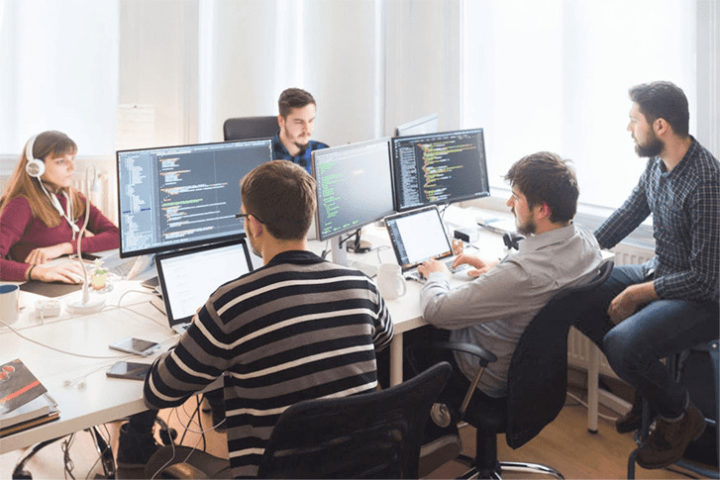 Secrets Behind Building a Productive Software Development Team
