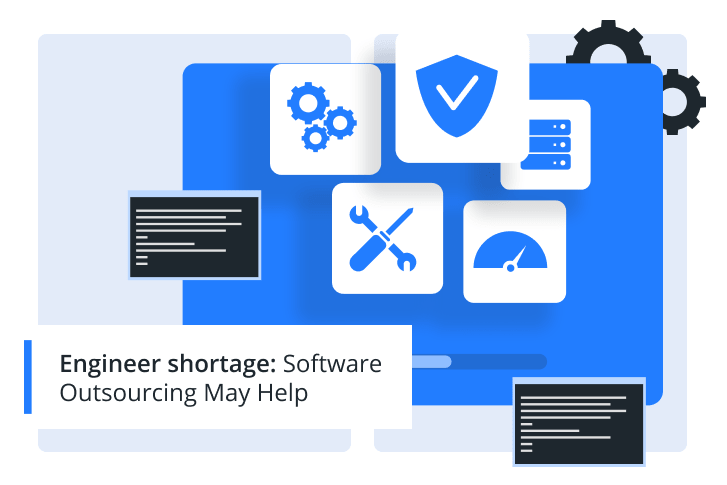 Engineer shortage and Software Outsourcing