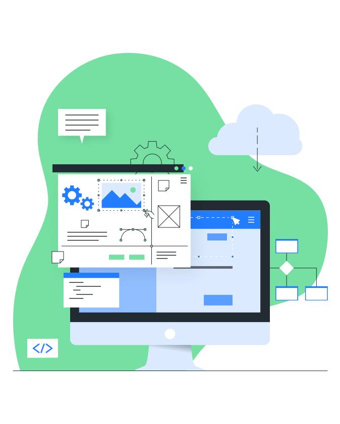 Website redesign services