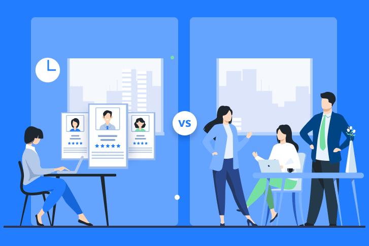 Staff Augmentation vs. Dedicated Teams