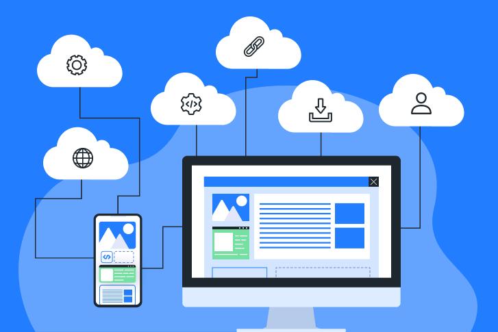 Cloud application development
